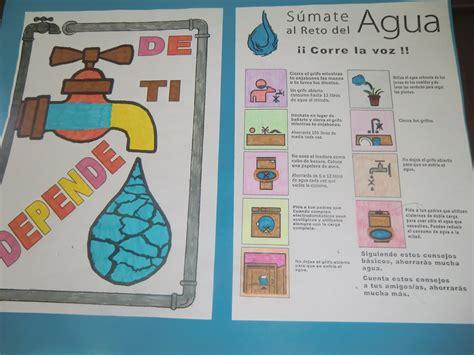 cartelera escolar sobre el agua blog ambiental i e s cruz santa el dia mundial del agua
