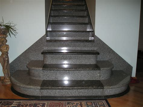 Stairway Design by Granite Staircase Elegant Designs Types Of Staircase