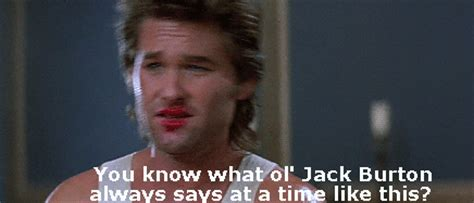 Big Trouble In Little China Meme - kurt russell big trouble quotes quotesgram