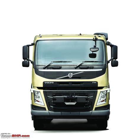 new volvo truck range volvo launches new truck range in india team bhp