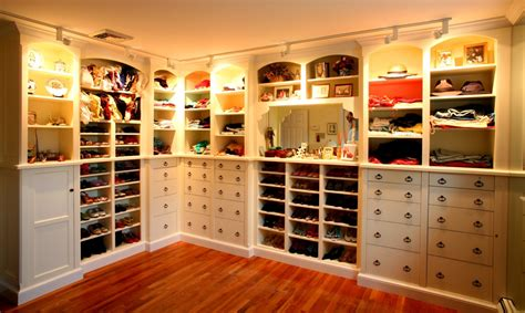 walk in closet lighting designingluxury com unique and stylish closets to suit