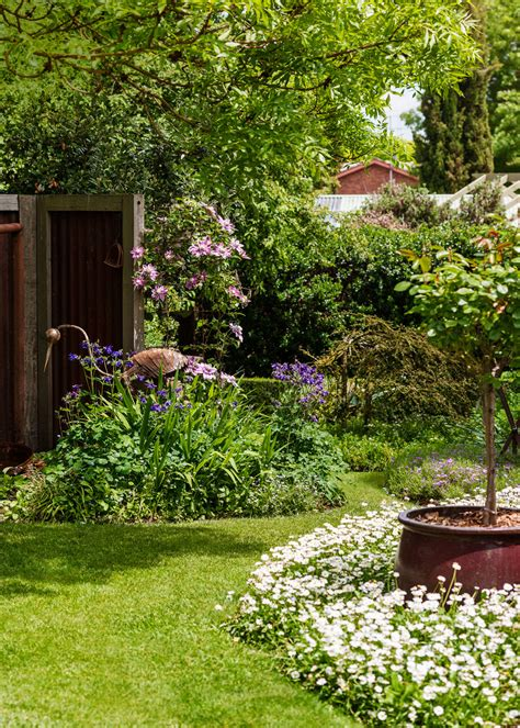better homes and gardens ls create a country style garden better homes and gardens