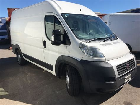 Fiat Ducato Warranty Fiat Ducato Details Used Vans In Melbourne And