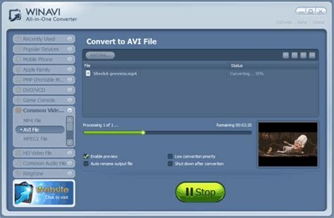 converter avi to mp4 free online how to convert mp4 to avi with mp4 to avi converter
