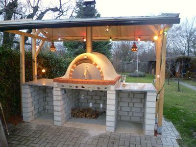pizza backofen küche gartenkuchen selber bauen beste bildideen zu hause design