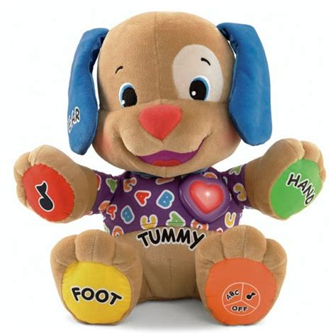 puppy play fisher price laugh learn learning puppy