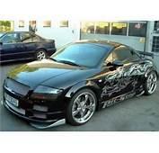 Car Web  Fotoalbum Tuning Auta Audi TT