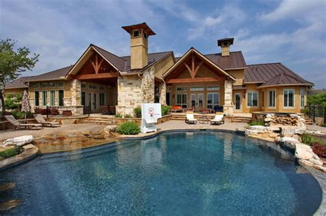 homes with pool swimming pools by stadler custom homes traditional