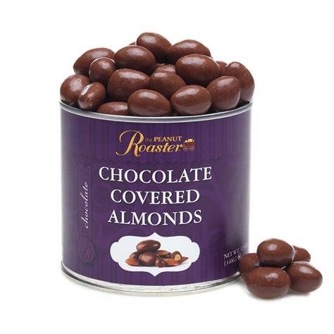 Chocolate Grande Coffee Toffee chocolate almonds recipe dishmaps