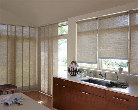Stupendous Patio Door Window Treatments Decorating Ideas Window Covering For Patio Door