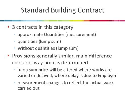 jct design and build lump sum contract muckle llp which contract should i be using