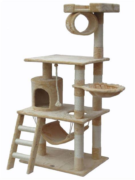 cat tree cat tree house bed scratcher post furniture f67 ebay