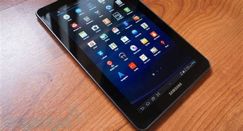 Samsung Tab Update Update Samsung Galaxy Tab 7 7 Gt P6800 With Official Android 4 1 2 Jelly Bean Firmware Droidviews