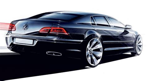 2015 volkswagen phaeton new vw phaeton due in 2015 slideshow autoviva com