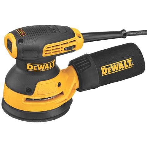 dewalt bench sander dewalt dwe6423k random orbit sander tools of the trade