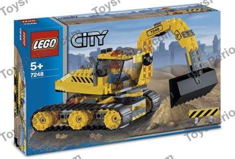 lego digger 7248 lego 7248 digger set parts inventory and