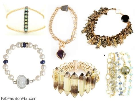 4 Jewelry Trends style 4 gorgeous jewelry trends to try this