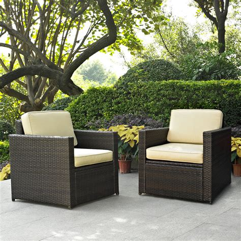 Wicker Outdoor Furniture by Wicker Patio Furniture Homeblu