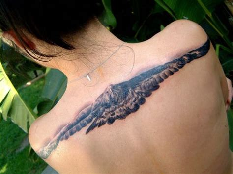 eagle tattoos for girls ~ love all people