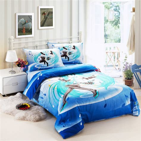 best anime bedding sets for teens