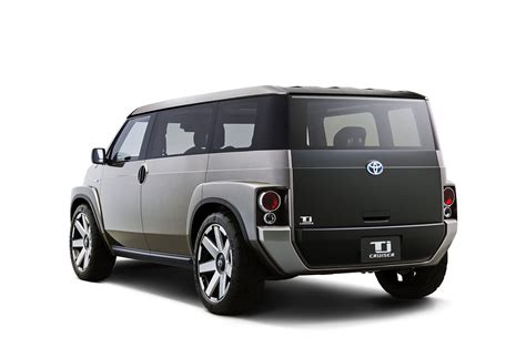 Tj Toyota Toyota Tj Cruiser Reinvents The Motor Trend