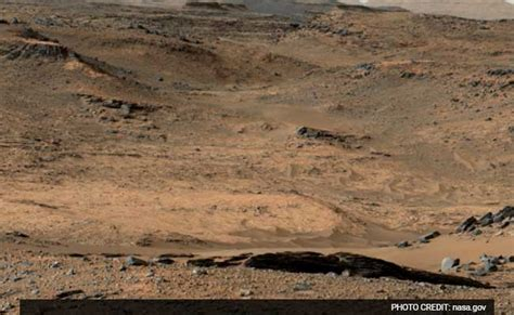 New Alert Mound by How Wind Created Mile High Mounds On Mars Researchers
