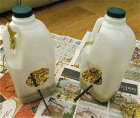milk jug crafts for 13 ways to build a bird feeder from milk jug guide patterns