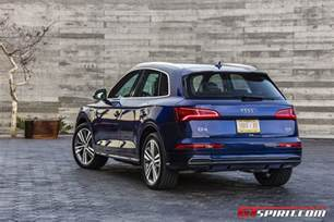 How Much For Audi Q5 2017 Audi Q5 The Second Generation Review Gtspirit