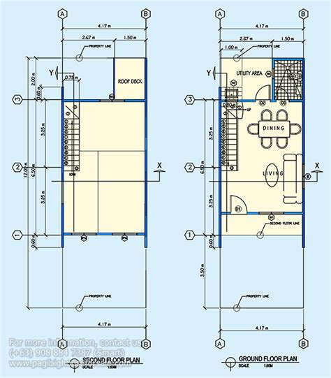 small townhouse floor plans townhouse floor plans philippines