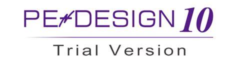 design expert 7 trial brother software download pe design 10 trial version