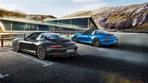 porsche targa 2018 2018 porsche 911 targa 4 car photos catalog 2018