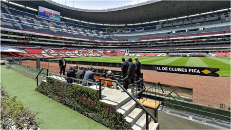 imágenes estadio azteca selecci 243 n mexicana la fifa pone nota a ciudad de m 233 xico y