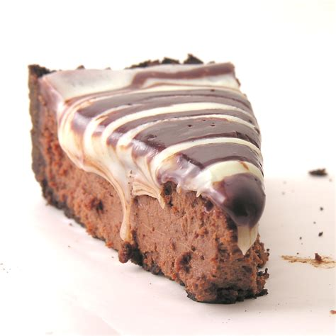 Chocolatte Chesse chocolate cheesecake easybaked