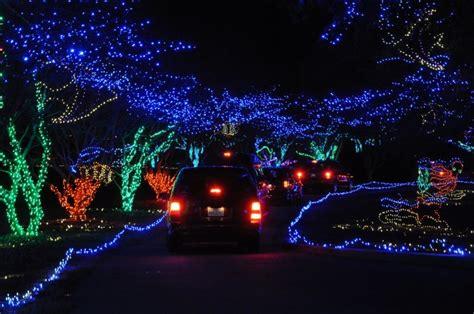 the 13 best christmas light displays in virginia