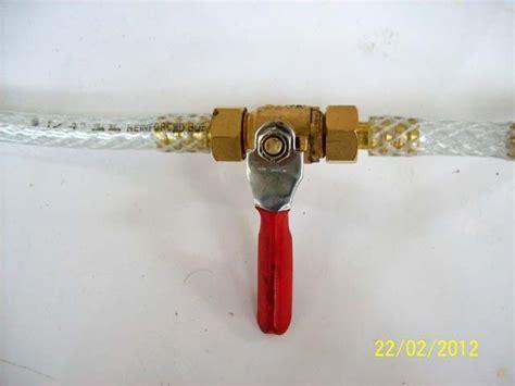 Keran Vakum Bensin konverter kit lpg untuk sepeda motor keran atau katup gas