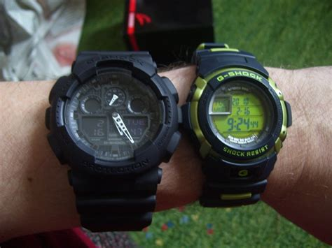 Gw100 F Small 140675 smaller sized g shock