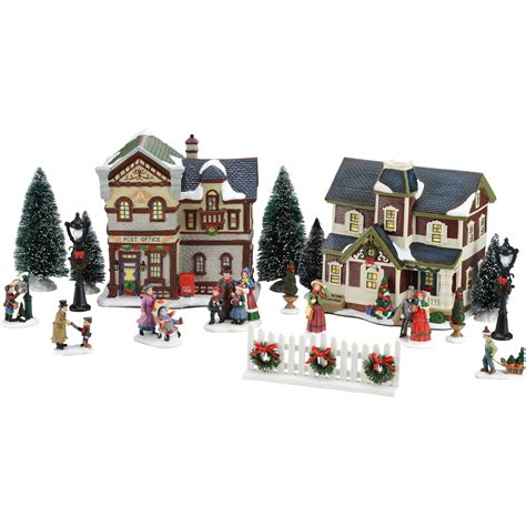 best 28 cheap christmas villages cheap christmas