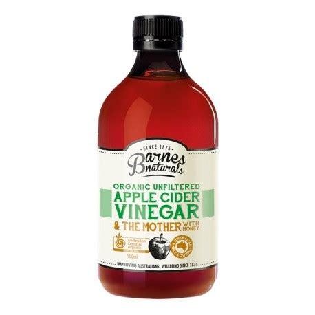 Dehealth Supplies Vinega Apple Vinegar 500ml barnes naturals organic apple cider vinegar honey the 500ml