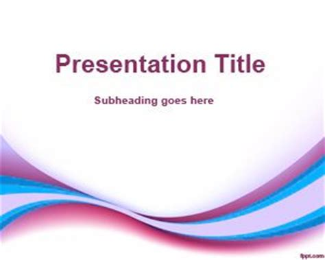 Bright Powerpoint Template Ppt Template Phd Thesis Defense Ppt Template Free