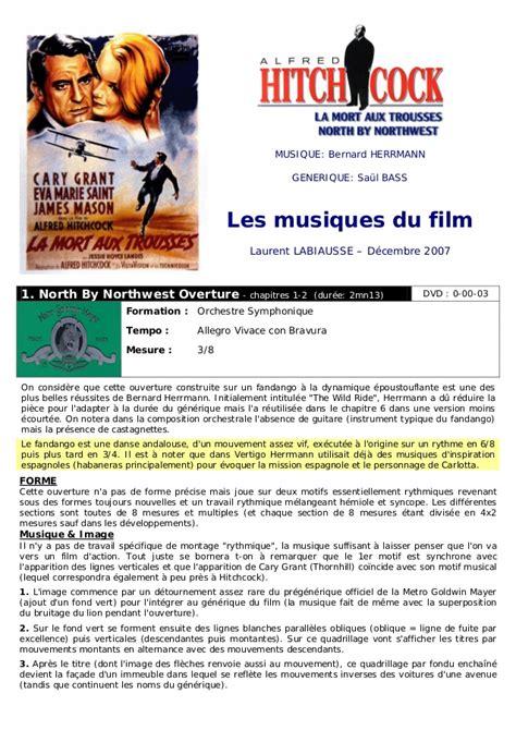 musique du film l exorcist la mort aux trousses hitchcock musiques du film