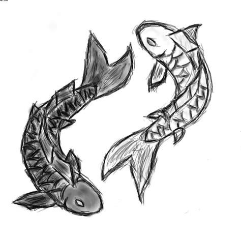 yin yang koi tattoo designs 30 yin yang fish designs