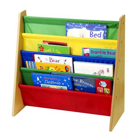 kids book storage childrens kids wooden bookcase rack storage book shelf
