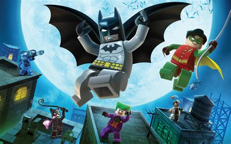 lego batman game wallpapers hd wallpapers