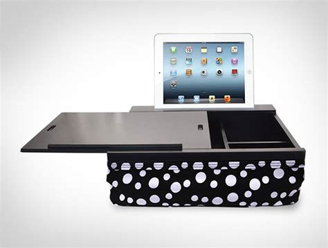 portable lap desk with storage top 20 best portable laptop notebook lap desk tray you
