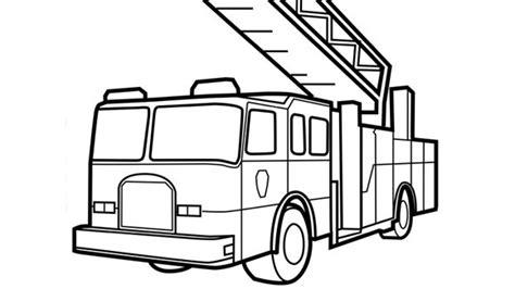 firetruck 25 transportation printable coloring pages fire truck grandparents com
