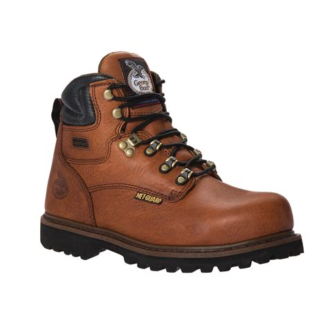 steel toe work boots met guard steel toe work boots g6315