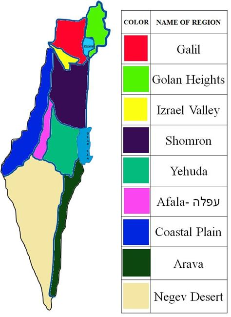 us area code from israel the regions of israel biblical israel tours