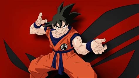 goku rog wallpapers hd wallpapers id