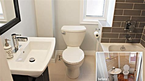 Cheap Bathroom Remodel Ideas | remodeling on a dime bathroom edition saturday magazine