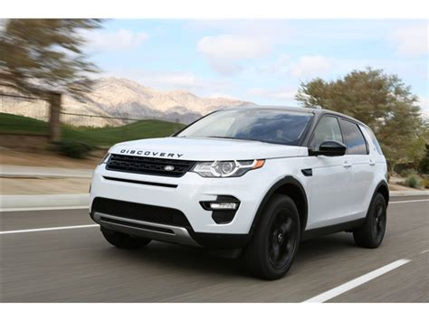 land rover discovery 2016 interior 2016 land rover discovery sport prices reviews and